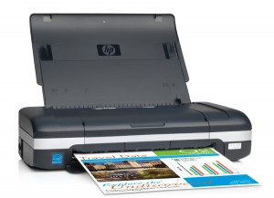 Mobiler Drucker HP Officejet H470